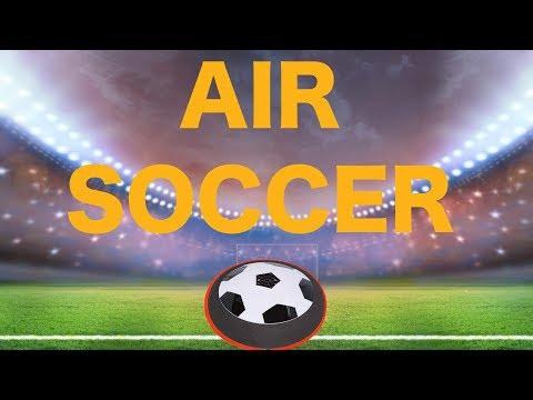 AIR SOCCER BALL / AIR POWER  GUTES SPIELZEUG ?