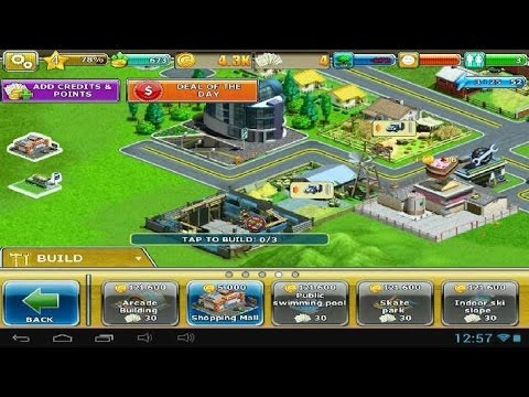 virtual city playground android hack tool
