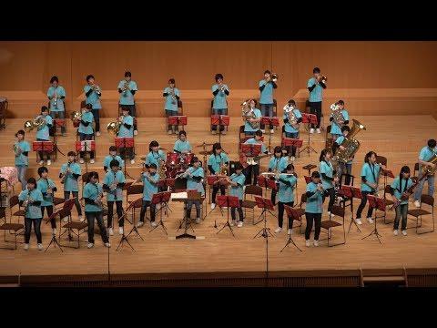 那加中学校 第8回ポップスフェスタin羽島
