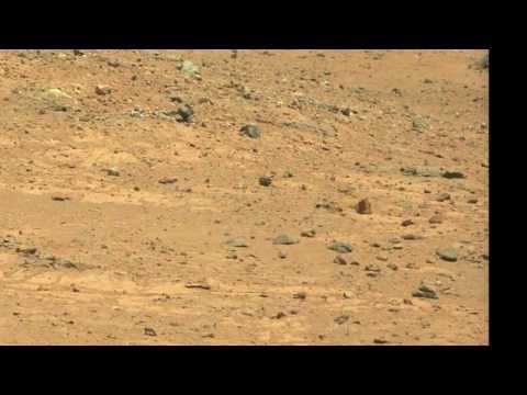 Mars Curiosity,Robot ou Statue,sol 402,Anomalies 2013