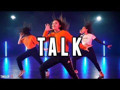 Khalid - Talk - Dance Choreography By David Moore -  TMillyTV