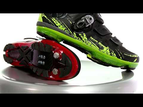 Pearl Izumi X Project 1.0 and 3.0 Mountain Bike Shoes Review – from Performance Bicycle