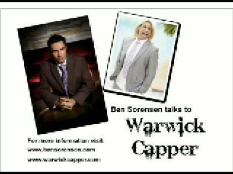 Ben Sorensen talks to WARWICK CAPPER
