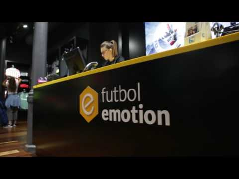 HMY & Futbol Emotion: Converting An Online Experience Into A Physical Store