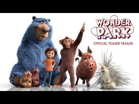 The First Trailer for Wonder Park