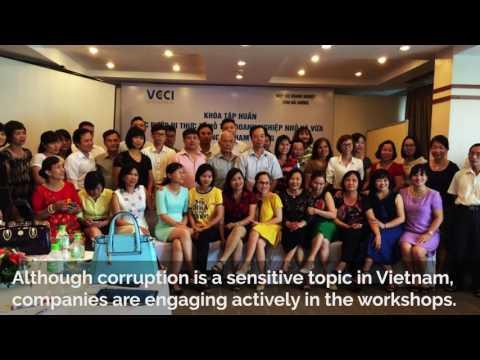 Hỗ trợ các doanh nghiệp phòng ngừa tham nhũng ở Việt Nam