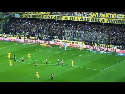 Boca Olimpo SAF17 / Penal a Benedetto y gol - La 12 - Boca Juniors