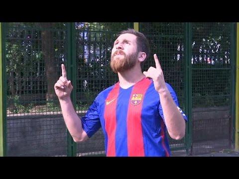 Iransk politi anholder Messi-lookalike - DR Nyheder