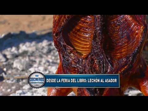 Lech�n, chorizos, pechito, vac�o y donuts con Los del Fuego Parte 1