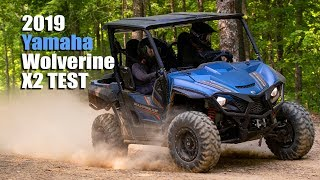 2. 2019 Yamaha Wolverine X2 Test Review