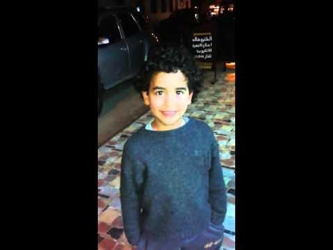 Moroccan boy speak Russian ahahaha :D (видео)