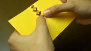 Membuat Kartu Ucapan Unik Mudah dalam 1 Menit Video