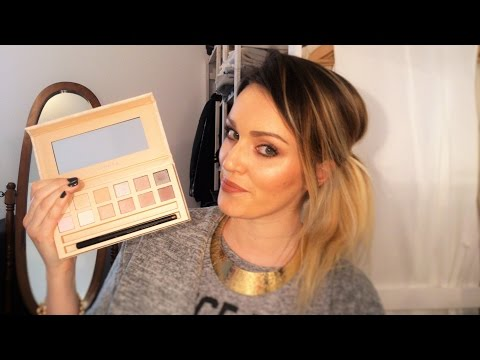 ❤☼ SPRING MAKEUP ! | It Palette Delicate Nude Sephora ☼ ❤