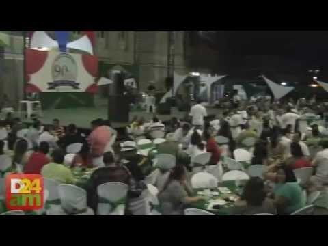 Reino Unido homenageia Dom Bosco em enredo de 2012