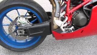 7. 2004 Ducati 749R termignoni exhaust