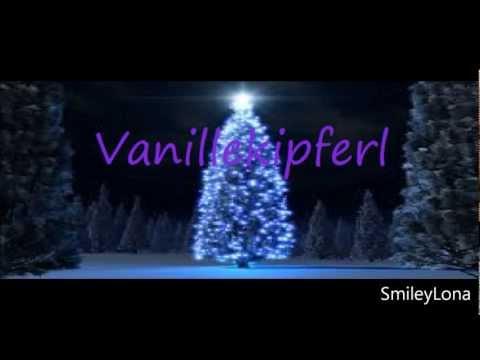 Vanillekipferl – Rezept
