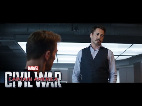 Captain America: Civil War (Clip 'Right to Choose')