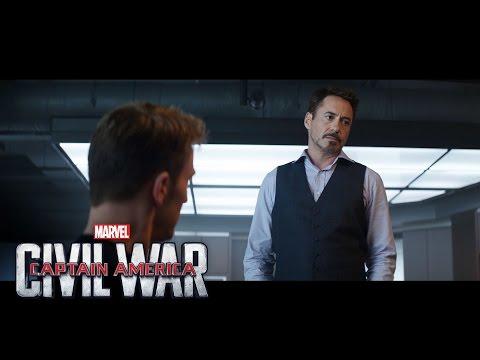 Captain America: Civil War (Clip 'Right to Choose')