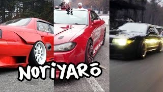 Alexi visits Sports Land Yamanashi to see three styles of drifting, Suguru Ishiai in his slammed Toyota Cresta, Youichi Imamura in his quick Silvia and Team ...