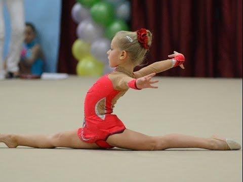 Rhythmic Gymnastics Competition - Miami (видео)