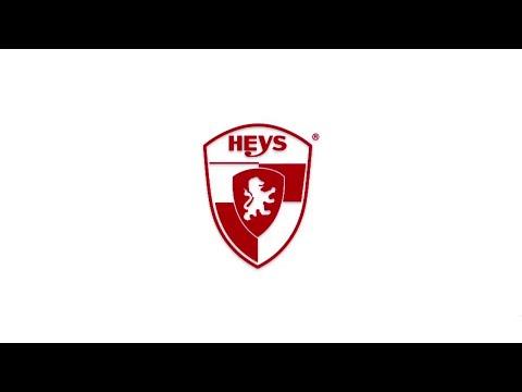 Відео огляд валізи Heys Bianco (S) White Marble