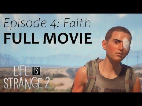 [FULL MOVIE] Life Is Strange 2: Episode 4 - Faith