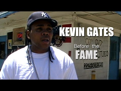 Kevin Gates 2009 Interview BEFORE the FAME