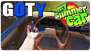 my summer car  drink beer build car piss freely  my summer car gameplay