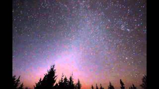Zodiacal Light from Rozhen