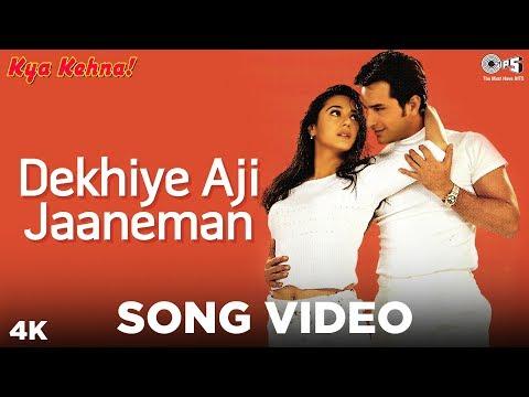 Dekhiye Aji Jaaneman Song Video - Kya Kehna!   Alka Yagnik, Udit Narayan  SaifAli Khan, Preity Zinta