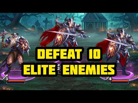 Defeat 10 Elite Enemies