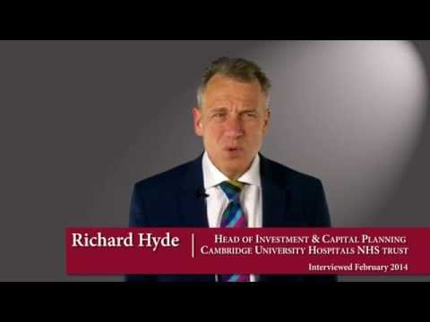 Richard Hyde: Coaching in the NHS -- Cambridge University Hospitals NHS Trust