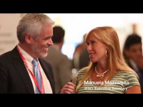 Interview with Manuala Mozzarella, Executive Secretary of IFSO