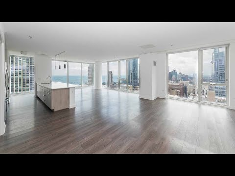 A large 3-bedroom penthouse at the Loop's new Marquee at Block 37