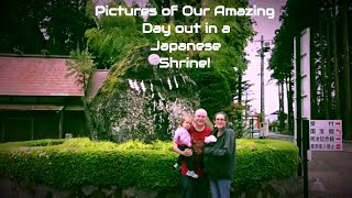 Here is a little video of the pictures taken during our visit to Kushihiki-hachimangu Shine in Hachinohe, Japan.The place was very beautiful, sadly we didn't have enough time to explore all of it, but will be going back!