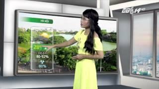 (VTC14) - Thời tiết ở Bắc và Trung bộ đã hết nắng nóng. Thời tiết hôm nay ở Hà Nội, Hải Phòng khá mát mẻ, có chút se lạnh sau cơn mưa hồi đêm. Trong khi đó,...