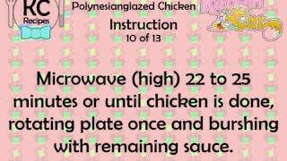 KC Polynesianglazed Chicken YouTube video
