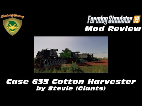 CASE Module Express 635 By Stevie