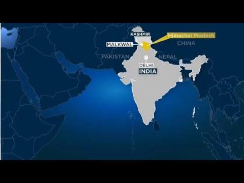 Τραγωδία στην Ινδία: Σχολικό έπεσε σε φαράγγι