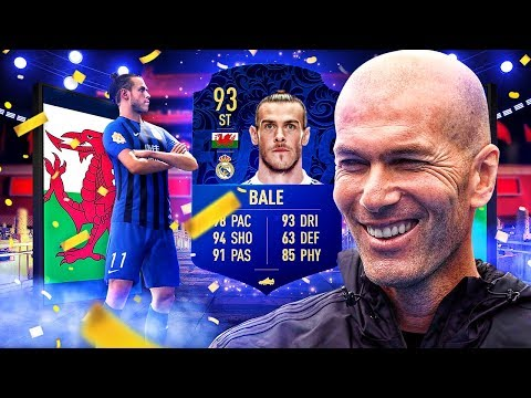 BALE TO CHINA CONFIRMED?! 93 CHINESE SUPER LEAGUE BALE TRANSFER SQUAD! FIFA 19 Ultimate Team