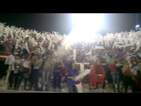 Globazo de recibimiento en la semifinal de Sudamericana - La Banda de la Quema - Huracán