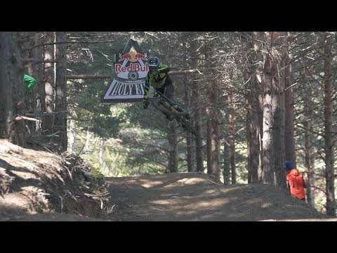 EVASIÓN TV: RED BULL HOLY RIDE 2017, con Toni Ferreiro