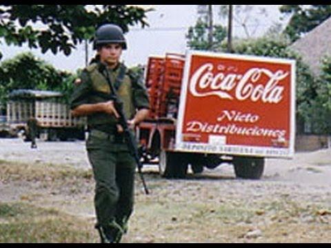 """""""predatori globali"""". sapete cosa combinano coca cola e nestlé?"""
