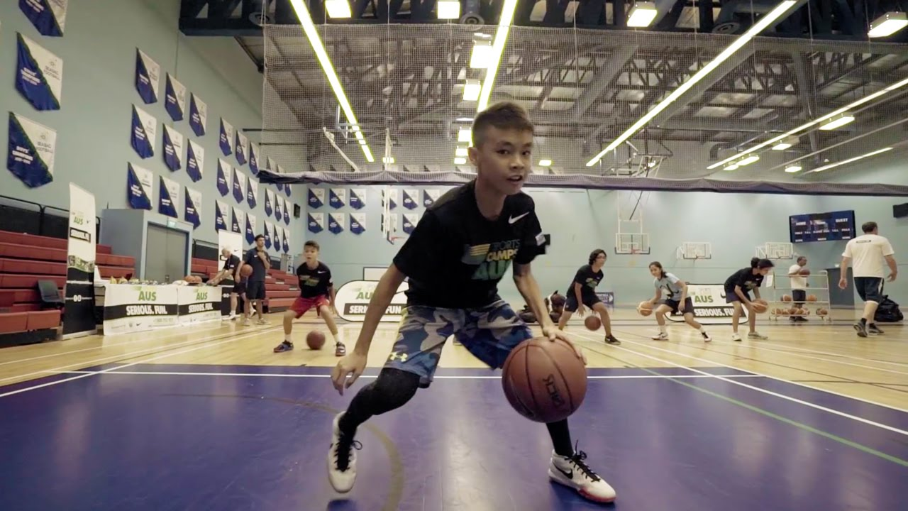Full Day Basketball Camps - Video