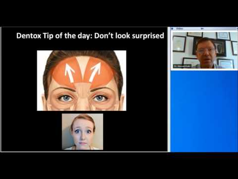 Botox Training | Avoid/Fix Surprised Look Side Effect | (858) 905-5780