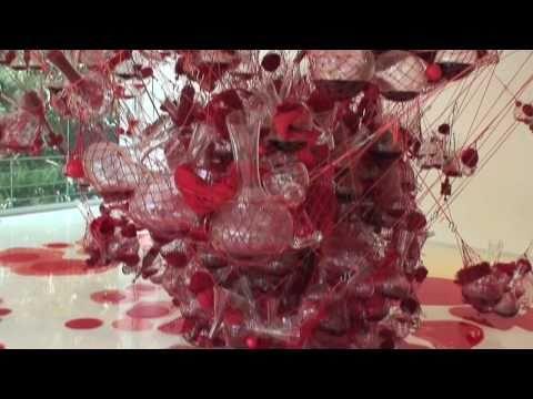 Miniatura do Vídeo da Entrevista de Galeria True Rouge – Tunga – Inhotim – Roda da Moda