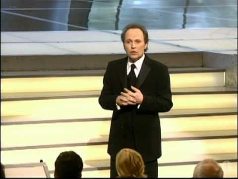 Oscars - Billy Crystal's Oscars opening monologue at the 76thAcademy Awards® in 2004.