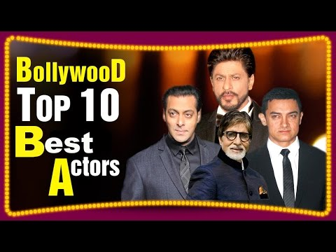 Video Top 10 Famous and Best Bollywood Actors of all time download in MP3, 3GP, MP4, WEBM, AVI, FLV January 2017