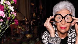 08 IRIS APFEL Carla McCarthy Fashion Lane # 8