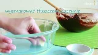 Przepis na brownie z mikrofalówki